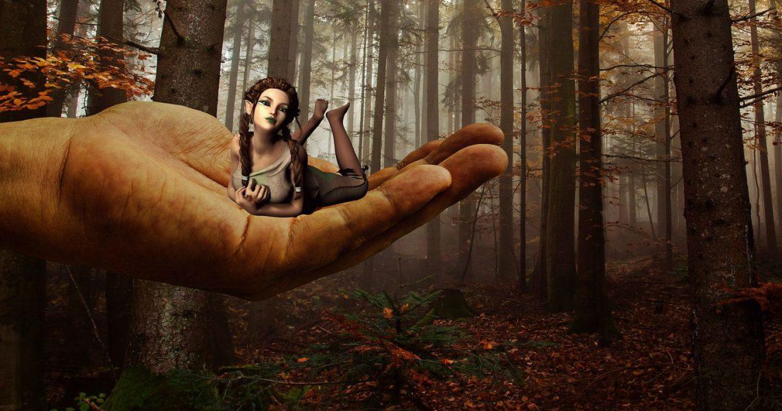 """""""Pădurea fermecată"""" și monstrul din ea"""