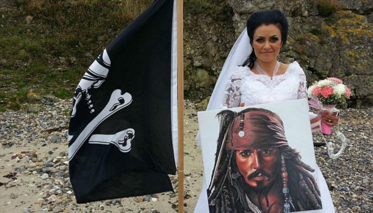 """""""Piratul care mi-a dat papucii"""". Adio, fantoma mea iubită!"""